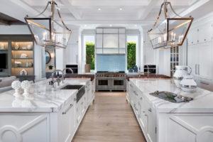 Marble Kitchen Santa Barbara