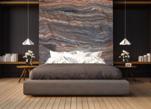 Quartzite Wall Design