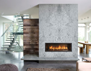 Marble Fireplace Design