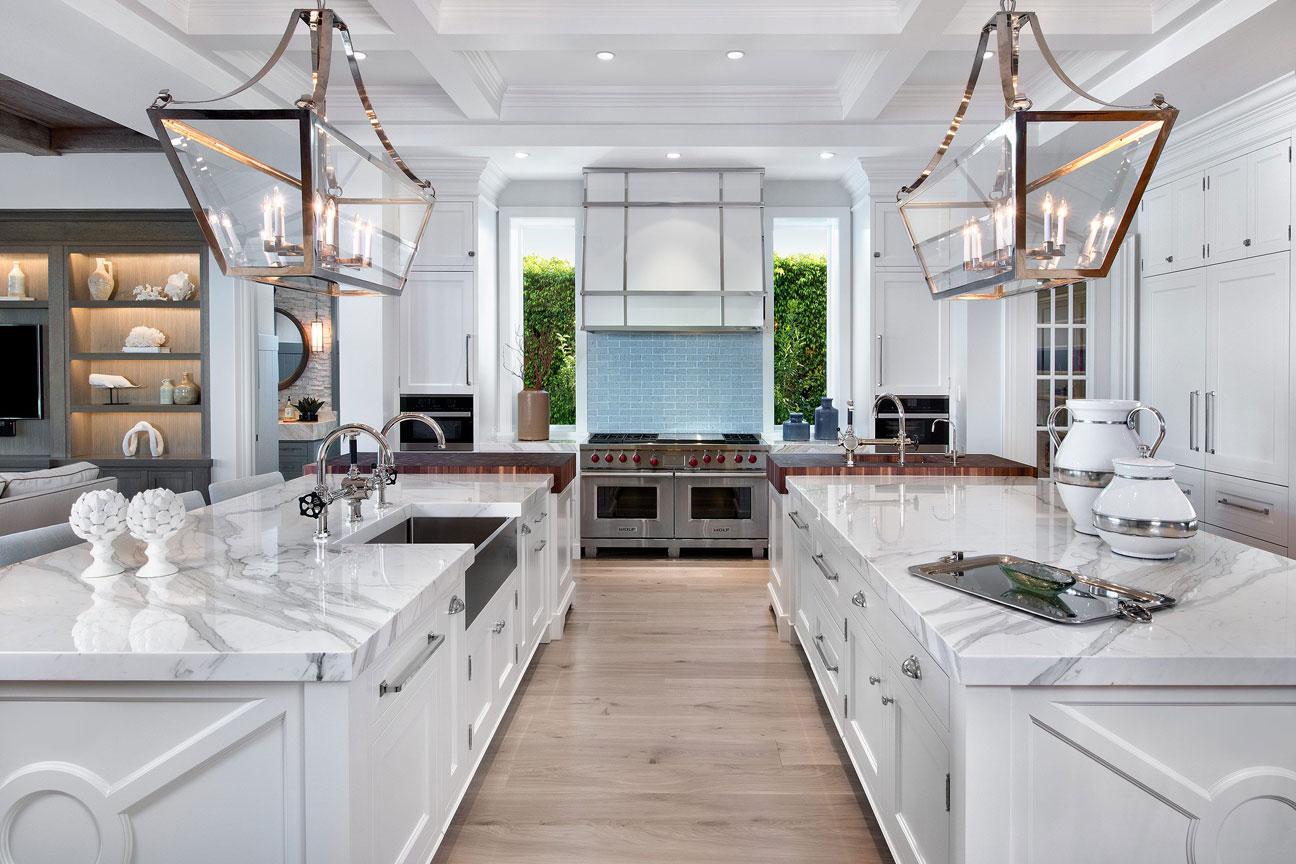 Marble Kitchen Santa Barbara Forte